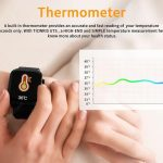 TICWRIS GTS, a body thermometer in every smartwatch