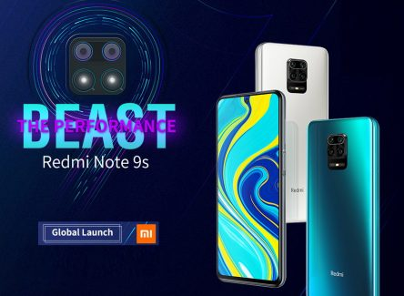 News: Xiaomi unveils its Redmi Note 9S, 4 cameras, Snapgragon 720G and price still as fair as ever